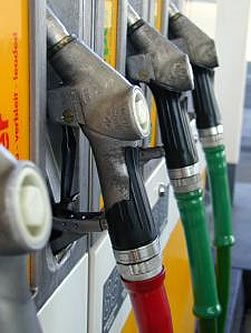 Photo of fuel petrol diesel pumps