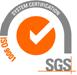 SGS Logo ISO 9001:2015